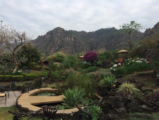 Villas valle mistico tepoztlan excelente lugar para for Hotel villas valle mistico