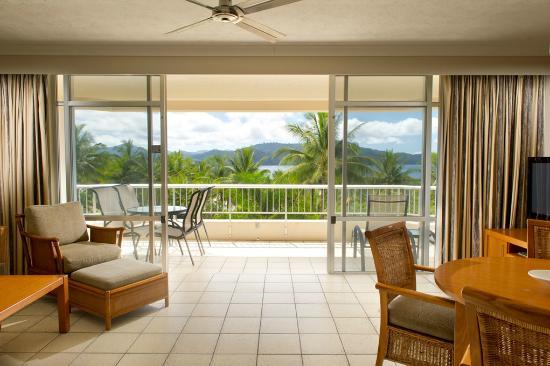 Whitsunday Apartments Hamilton Island: Garden View Apartment