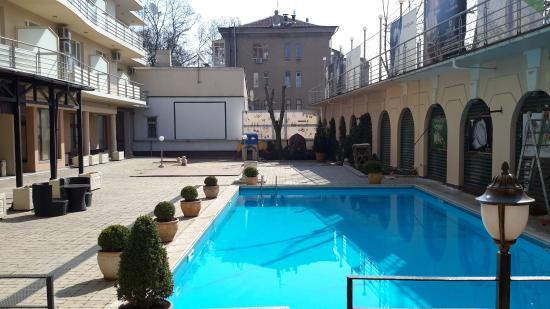 Hotel Otrada: pool