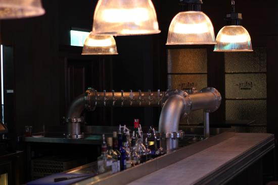 Custom built micromatic tap system - Picture of BrKlyn, Taipei ...