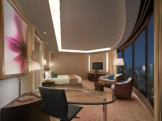 Edsa Shangri-La: Tower Wing Executive Room