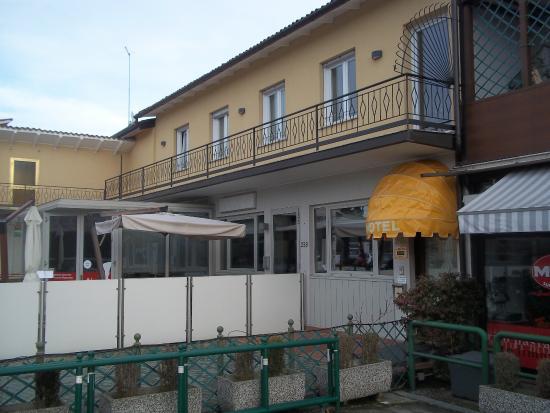 Hotel Gronda Lagunare : esterno hotel
