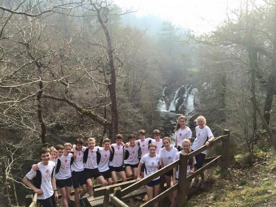 The Vagabond: Junior Mountain Runners in Betws y Coed