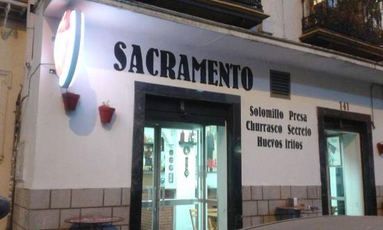 Bar Sacramento