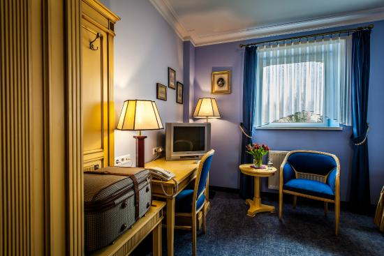 Hotel na Podzamczu: pokój 2 -os