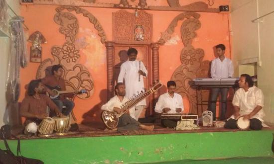 Music Pradise Hall: Music Concert