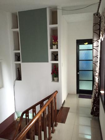 SacLo Homestay and Hostel: Upstairs