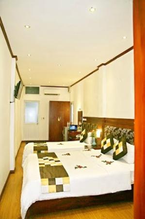 Duc Thai Hotel: Deluxe room