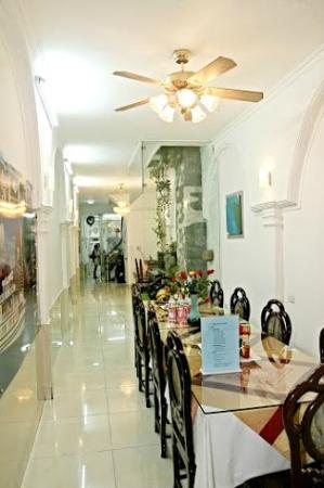 Duc Thai Hotel: Restaurant