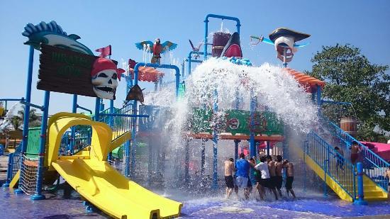 Ramgarh, India: The big splash in the waterpark