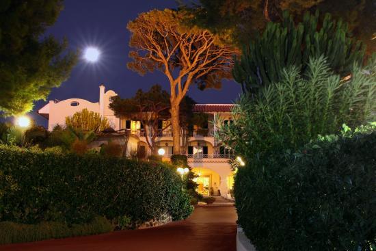 Hotel Hermitage & Park Terme: INGRESSO HOTEL
