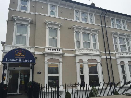 Queens Hotel Finsbury Park Reviews