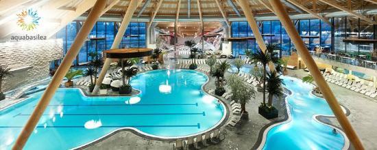 Pratteln, Sveits: Wasser Vielfalt mit Sauna, Hamam, Rutschen uvm.