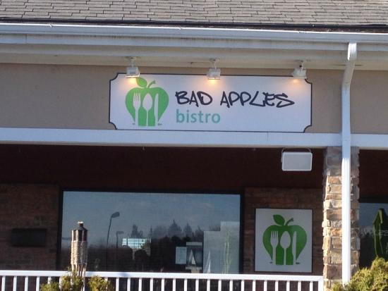 Bad Apple Restaurant Spencerport Ny