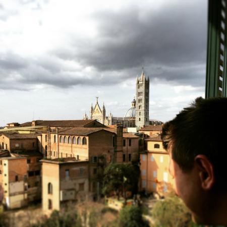 هوتل دومو: Panorama dalla stanza 52
