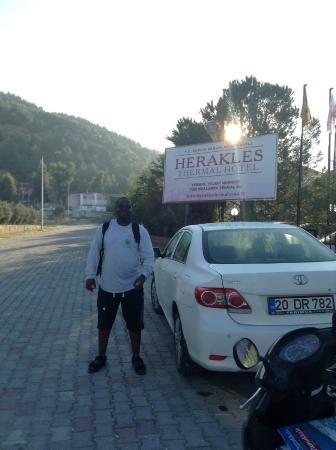 Spa Herakles Termal Otel: Ten Years younger version of me