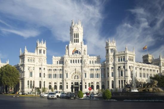 Communauté de Madrid, Espagne : CentroCentro Cibeles
