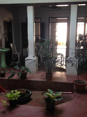 Snehadhara Homestay: The sitting area