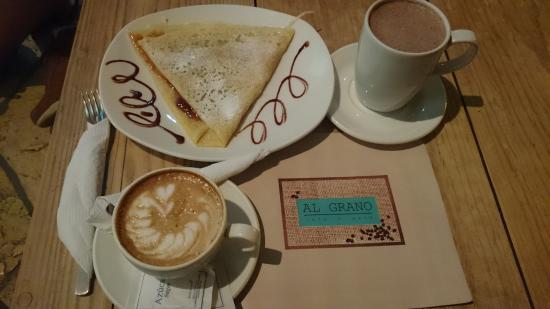 Al Grano Cafe + Arte