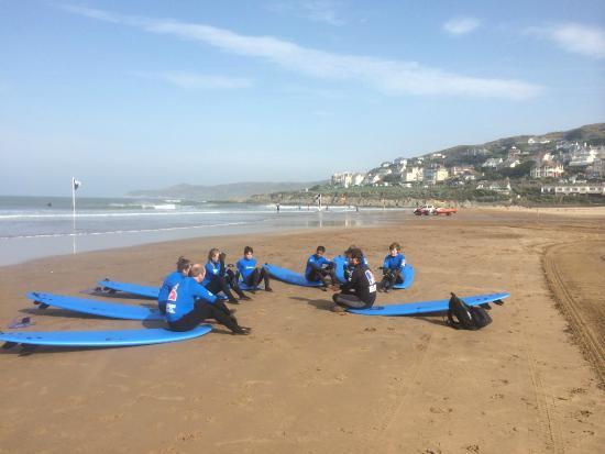 Hunter Surf School