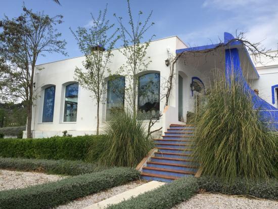 Casa Grande Casa Rural : vue de l'arrivée