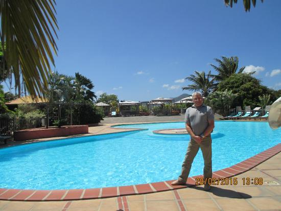 HOTEL CAP MACABOU: Piscine