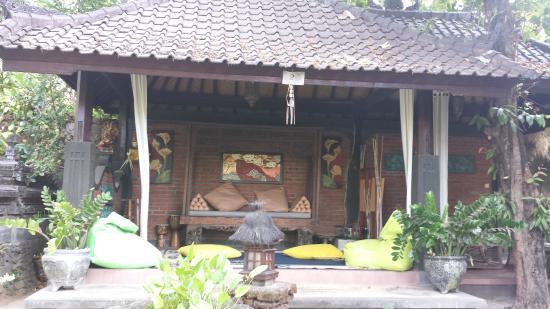 Rambutan Boutique Hotel: Nice relaxing area