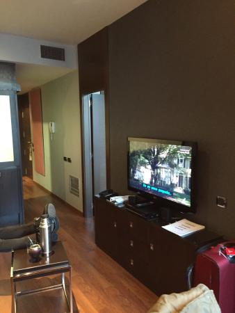 Suites Center Barcelona: 623