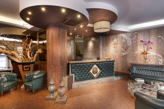 Reception - Picture of Hotel Mastino, Verona - TripAdvisor