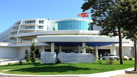 Green Nature Diamond Hotel