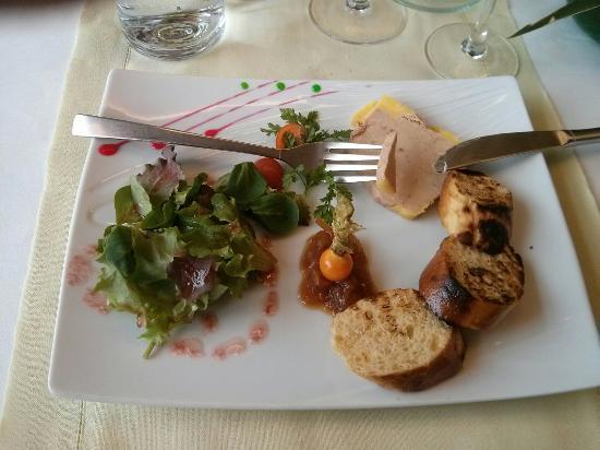 Le sweet restaurant: Menu à 35 euros