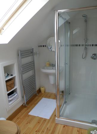 Rathfriland, UK: Upstairs en-suite