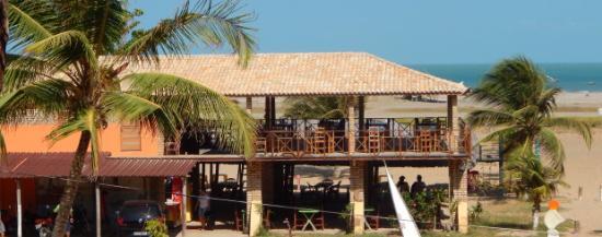 Praia Ponta Grossa : Barraca de Ponta Grossa