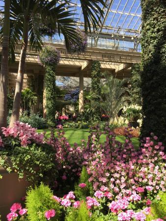 Landscape Picture Of Longwood Gardens Kennett Square Tripadvisor