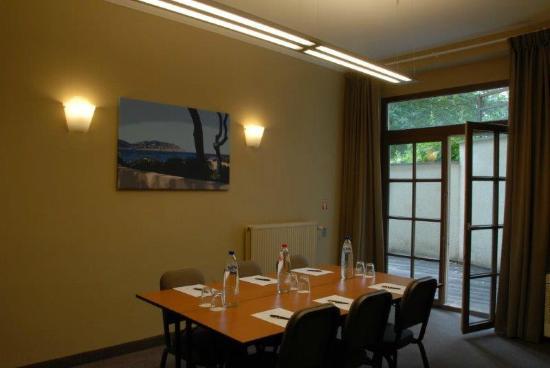 Chateau de Limelette: meeting room château de limelette