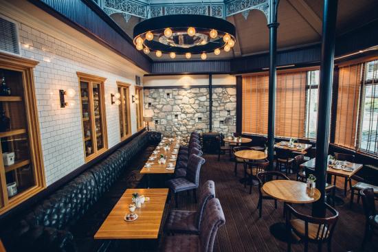 Restaurant Picture Of Palm Court Hotel Aberdeen