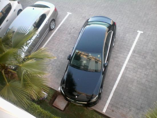Ibis Budget Agadir : Parking de malheur