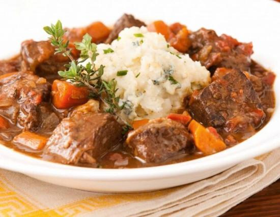 Coopers Bar Bistro: Beef Stew