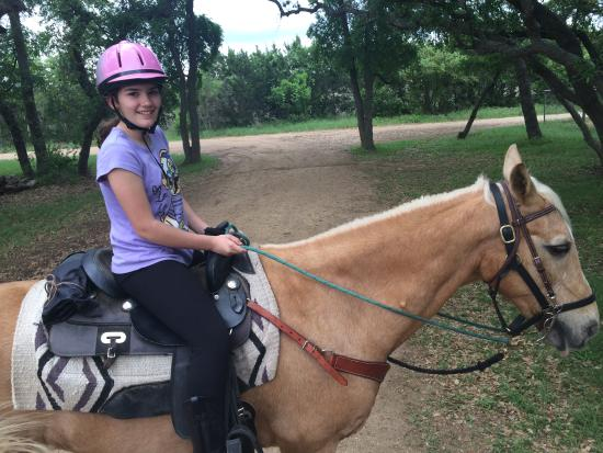 Texas Trail Rides: horse riding