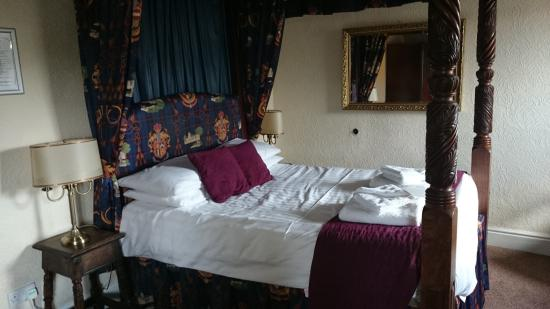 Ye Olde Nags Head: Winhill Bedroom