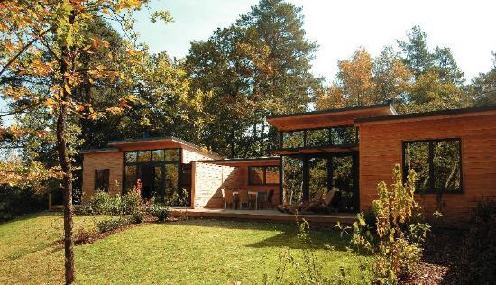 Chaumont-sur-Tharonne, Frankrike: Center Parcs les Hauts de Bruyeres