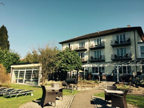 Hotel Lindenallee : Seeseite