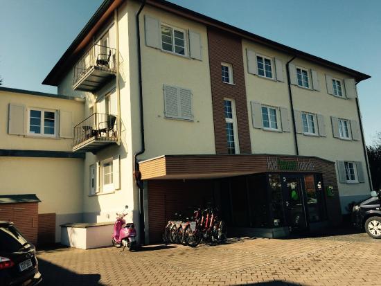 Hotel Lindenallee : Blick von Vorne