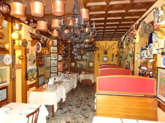 Hotel Agnello d'Oro: Kupfer