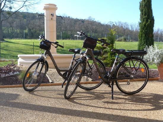 Hotel Le Kolibri: LOCATION DE VELOS