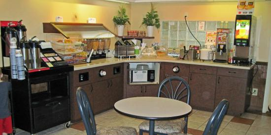 BEST WESTERN Starke: Breakfast Bar