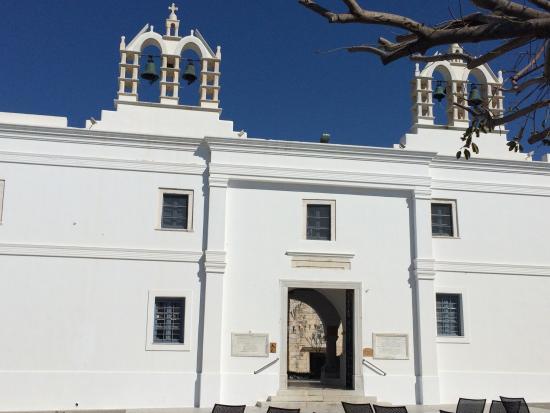Panayia Ekatondapiliani Cathedral: Panagia Ekatontapiliani Paros
