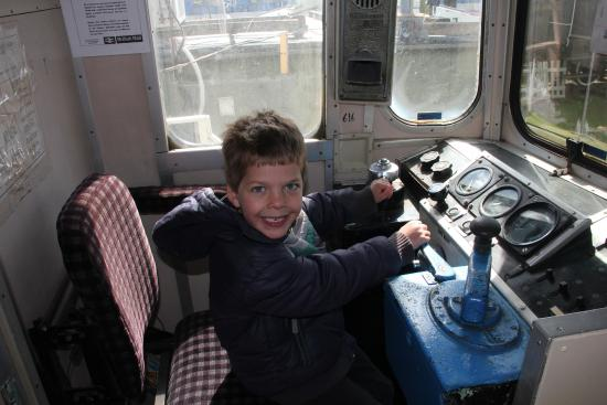 Future Train Driver Picture Of Electric Railway Museum