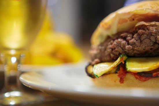 Polpa Burger Trattoria Brescia