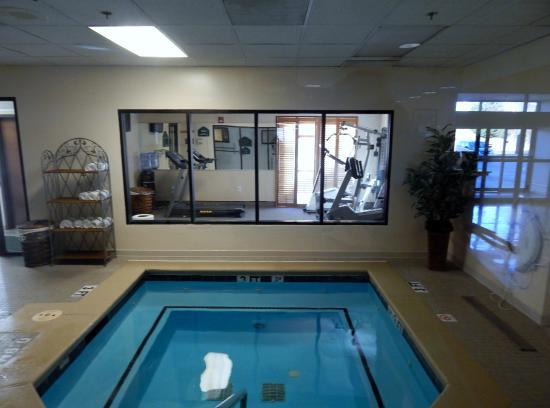 Wingate by Wyndham Duluth/Atlanta: Indoor Jacuzzi